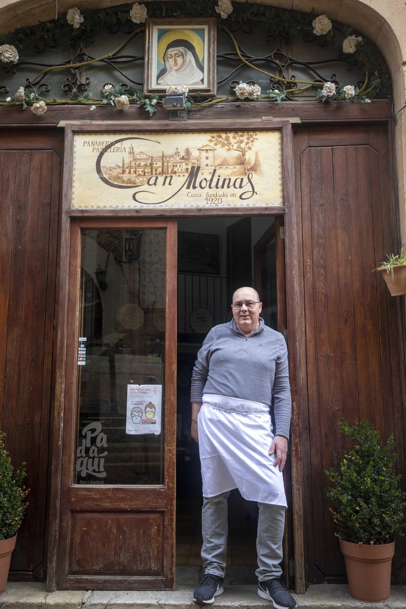 Can Molinas de Valldemossa, el horno más cinematográfico de Mallorca