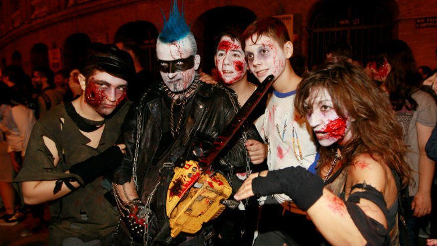 Planes para hacer en Halloween en València