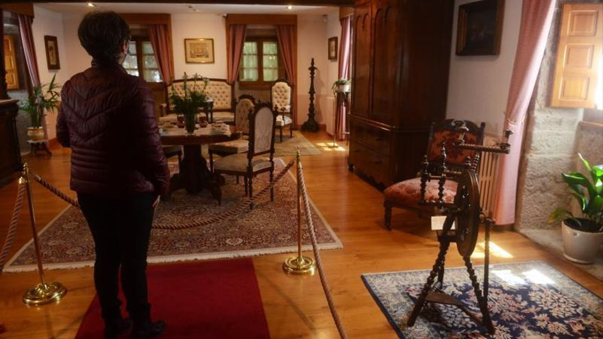 Vilanova enseña los secretos que esconde la casa de O Cuadrante