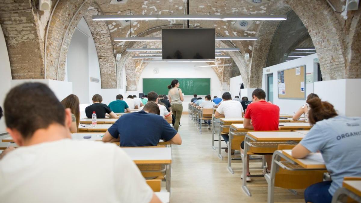 La UPCT cierra la puerta a exámenes presenciales en junio