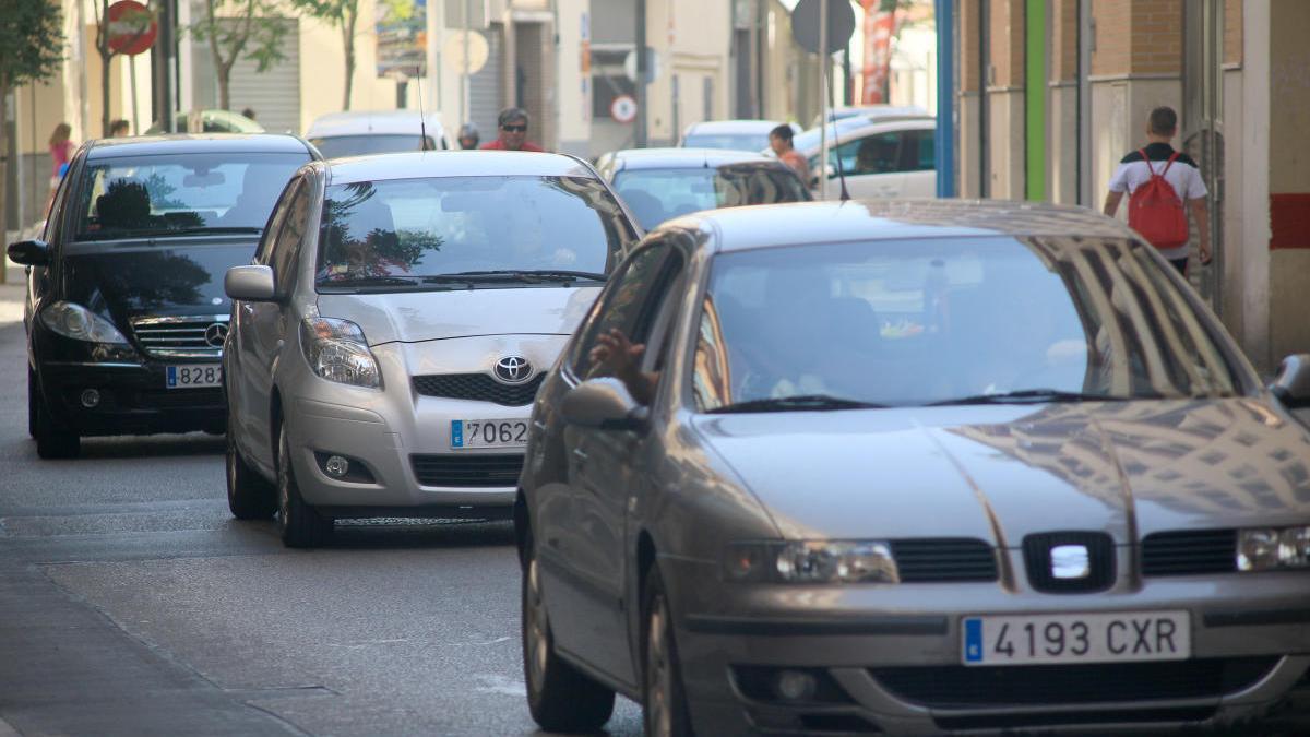 El tráfico es el principal causante de ruido en Gandia
