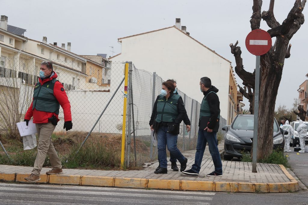 Aresión machista en Massamagrell: apuñala a su expareja