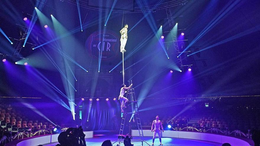 El Festival del Circ de Girona es trasllada a finals de juny    i al pavelló de Fontajau