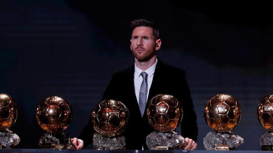 "Leo Messi: ""Cuando Cristiano Ronaldo me igualó a Balones de Oro me dolió un poco"""