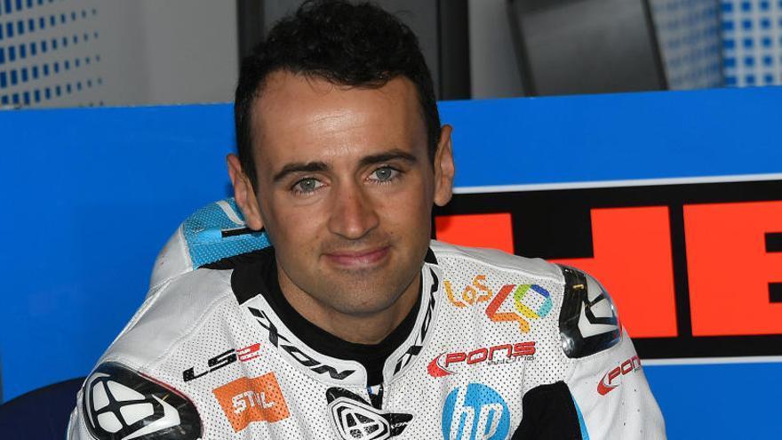 Barberá se retira del Mundial de Supersport y su equipo denuncia el robo de su moto
