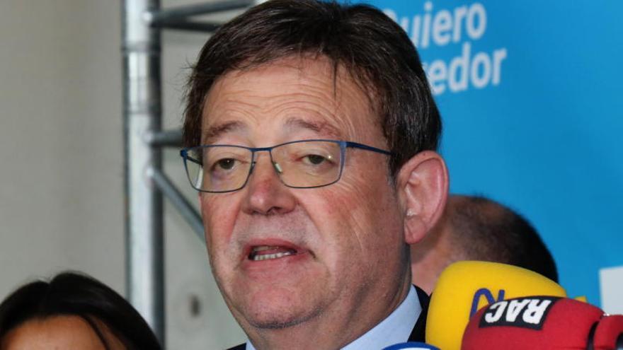 Ximo Puig repetirà com a president de la Generalitat valenciana