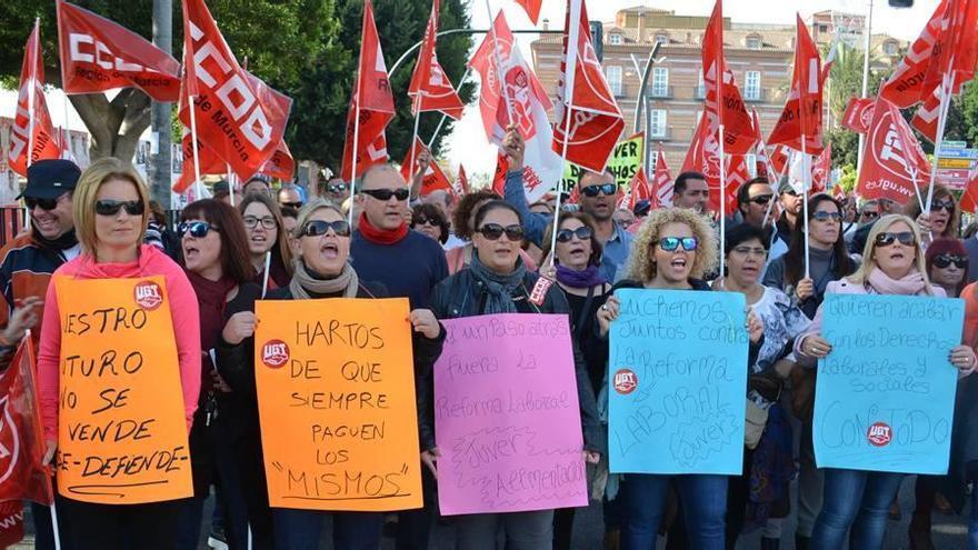 Solo el 6% de los despedidos en la Región tiene una sentencia en contra