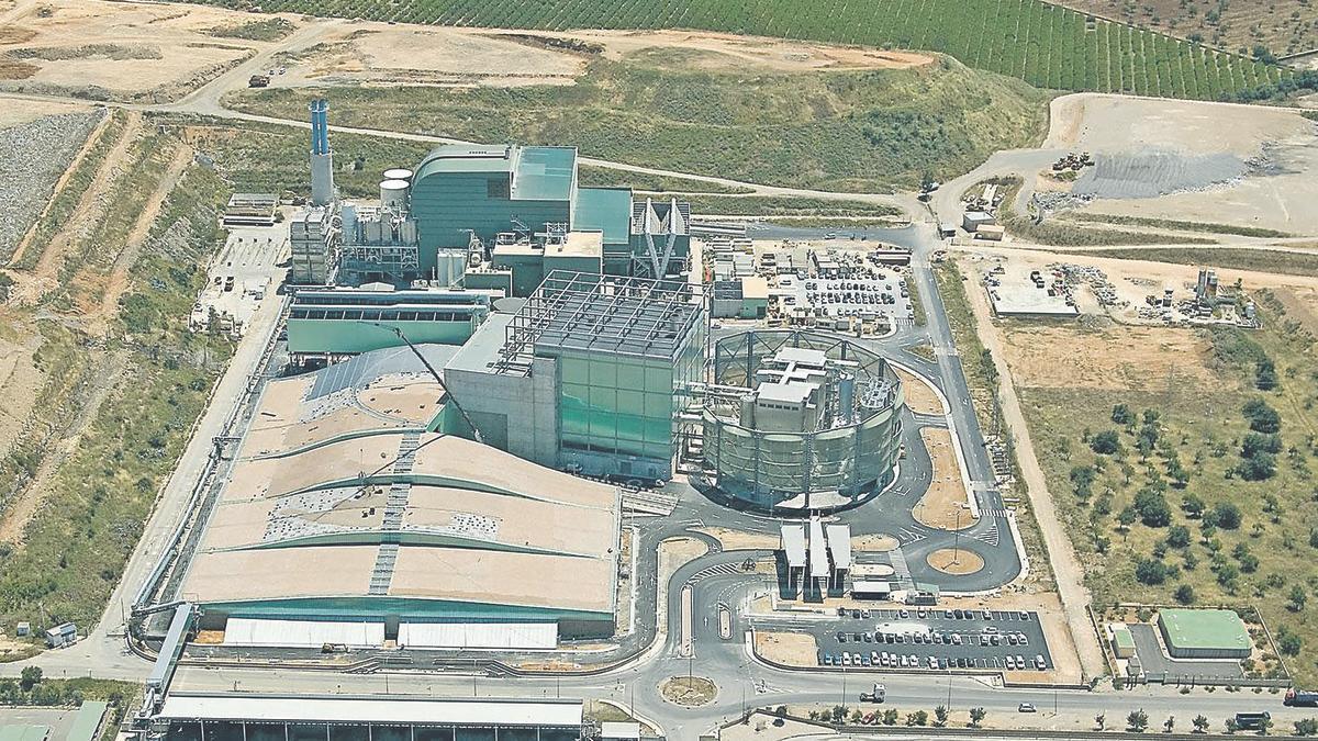 La ayuda de 1,5 millones era para la producción de energía eléctrica de la incineradora de Son Reus.