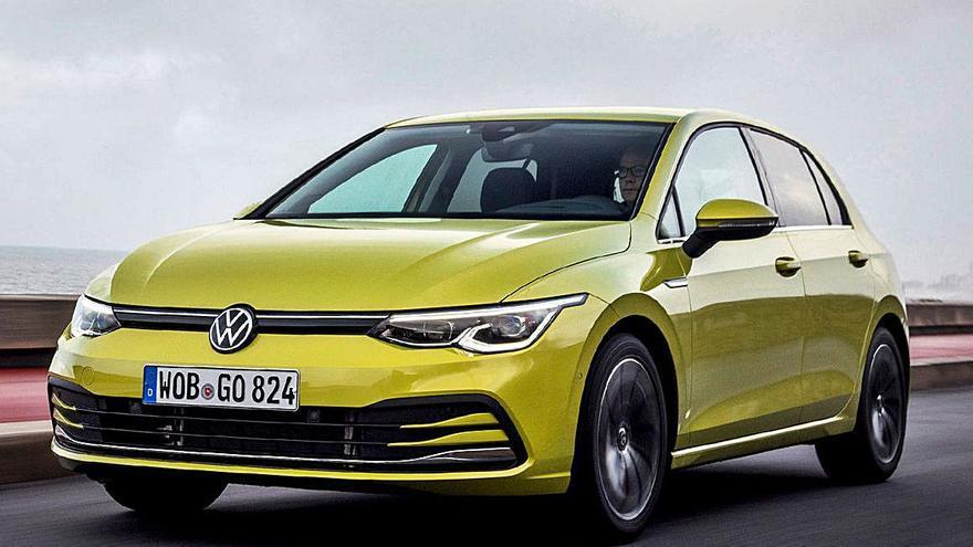 Volkswagen,  líder en Asturias, y Seat, en España