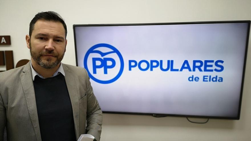 El PP de Elda pide un debate público sobre el estado de la ciudad