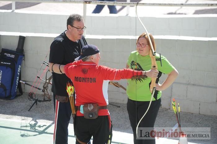 Cuarta Fiesta del Deporte en Murcia