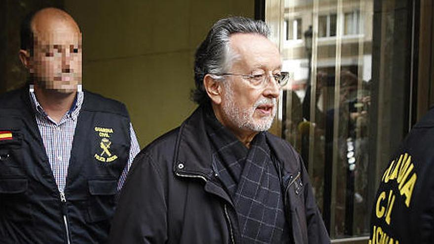 Grau queda en libertad tras ser detenido por cohecho