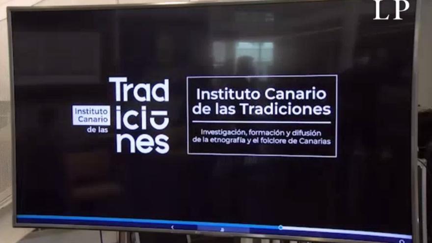 Presentación del Instituto Canario de las Tradiciones