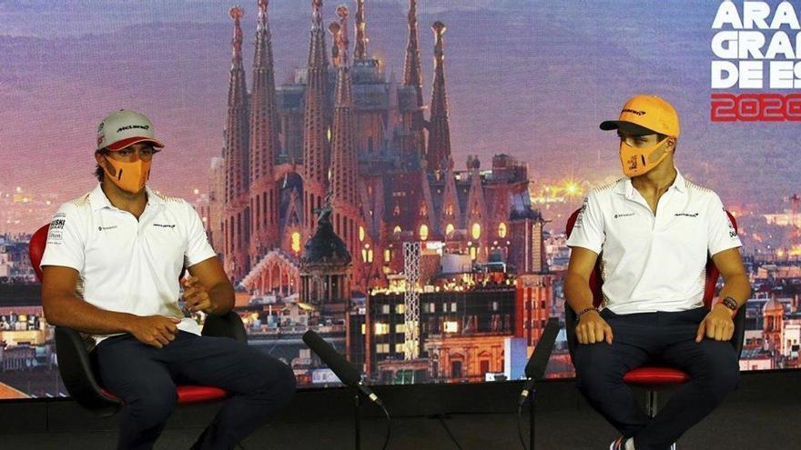 Los éxitos de Sainz y Norris hacen creer a McLaren