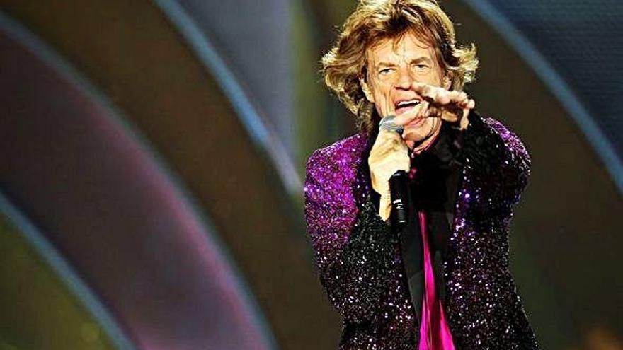 El retorno de Mick Jagger