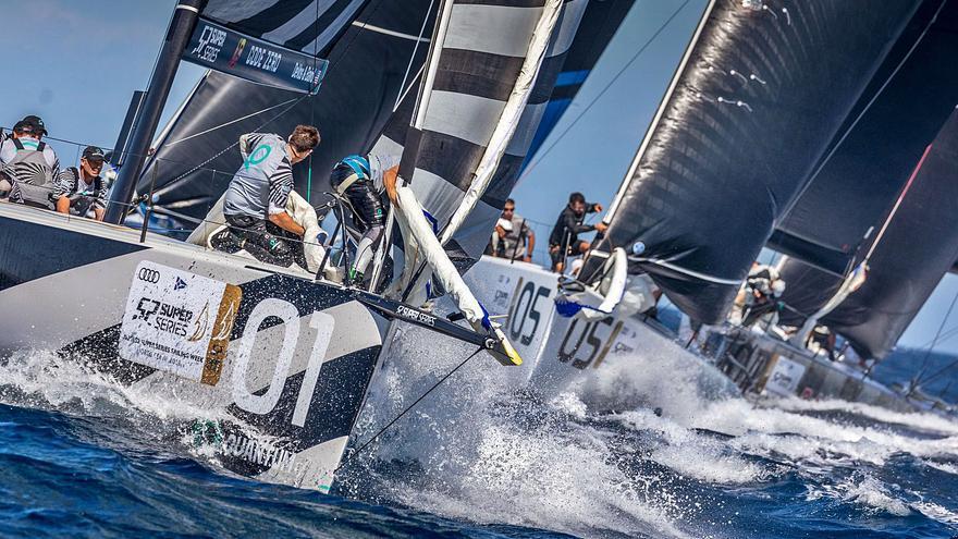 El Real Club Náutico de  Palma afronta más de cincuenta días de regata