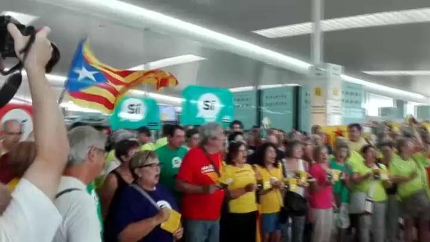 Eulen acepta la propuesta de la Generalitat y el comité de empresa la votará este jueves