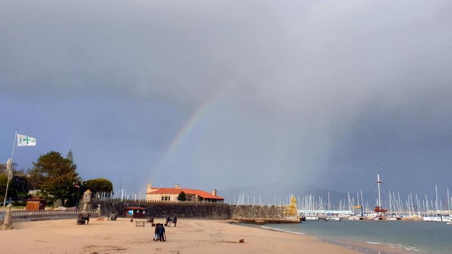 El tiempo en Galicia | Las espectaculares imágenes tras el paso de borrasca Laura