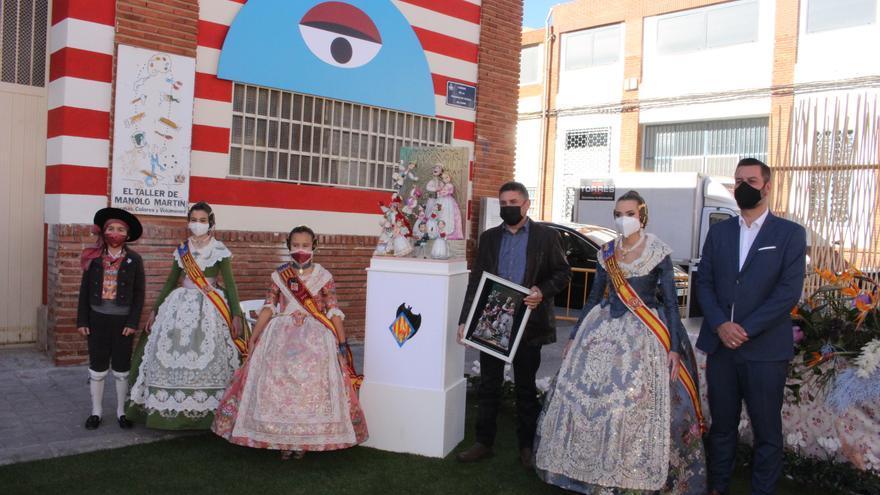 """Homenaje a los """"ninots indultats"""" de las Fallas 2020"""