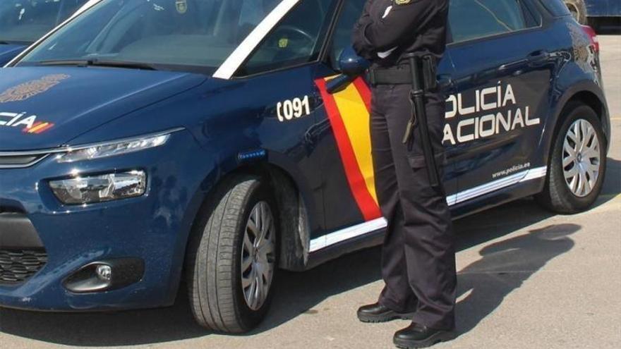 Detenido tras huir de la Policía y tener un accidente cerca de La Torrecilla