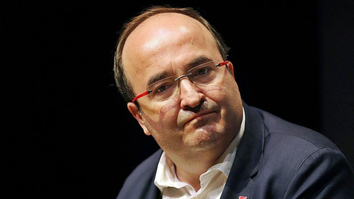 Miquel Iceta serà l'encarregat del Govern central de negociar amb les comunitats