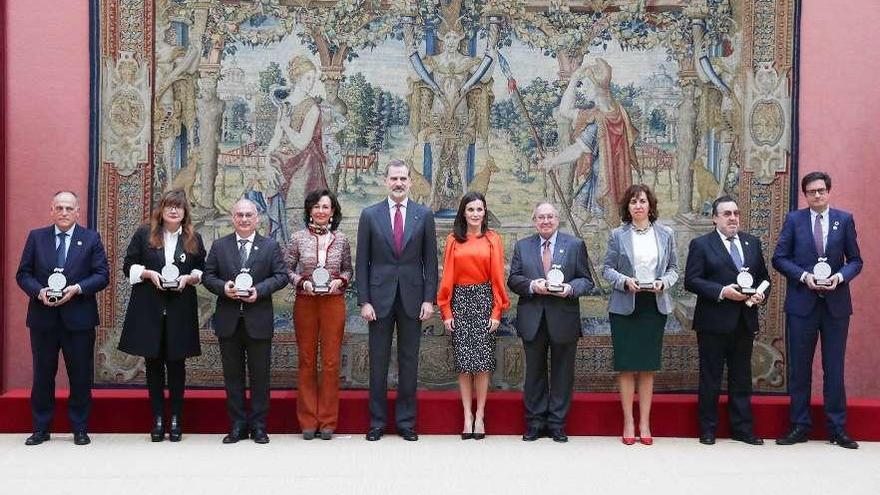 LaLiga, Embajador Honorario de la Marca España