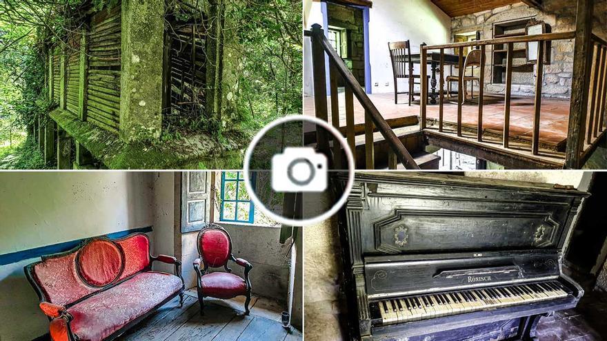 Seis ONG venden el pazo de Pampillón del siglo XVII en Gondomar por 290.000 euros
