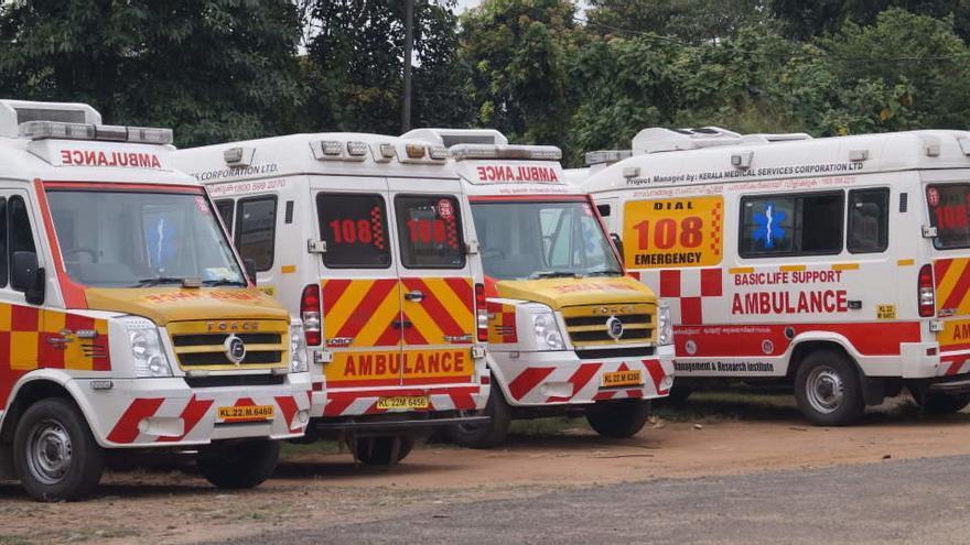 Al menos 13 muertos en la explosión de una fábrica pirotécnica en la India