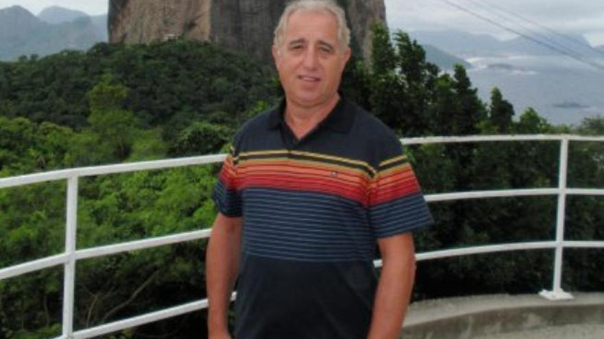 El empresario Luis Fernández, degollado