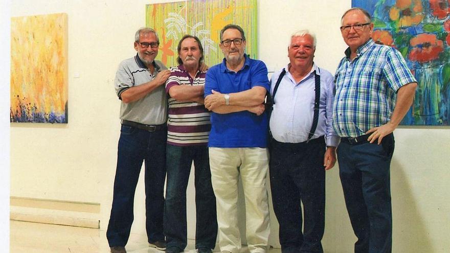 Aquel grup d´Elx (1966-1975)