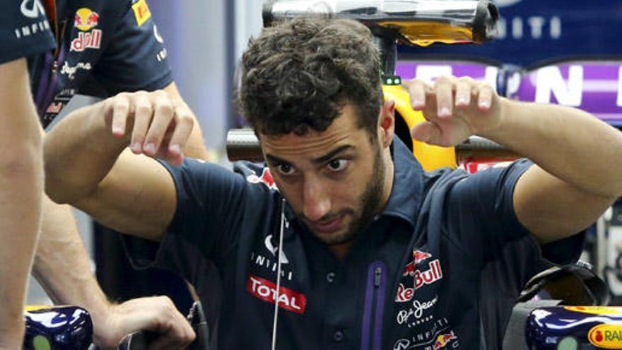 Ricciardo vuela en Mónaco y lanza un aviso a Mercedes