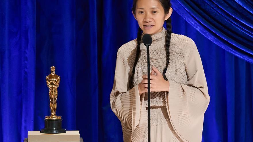 'Nomadland' hace historia en los Oscars de la pandemia