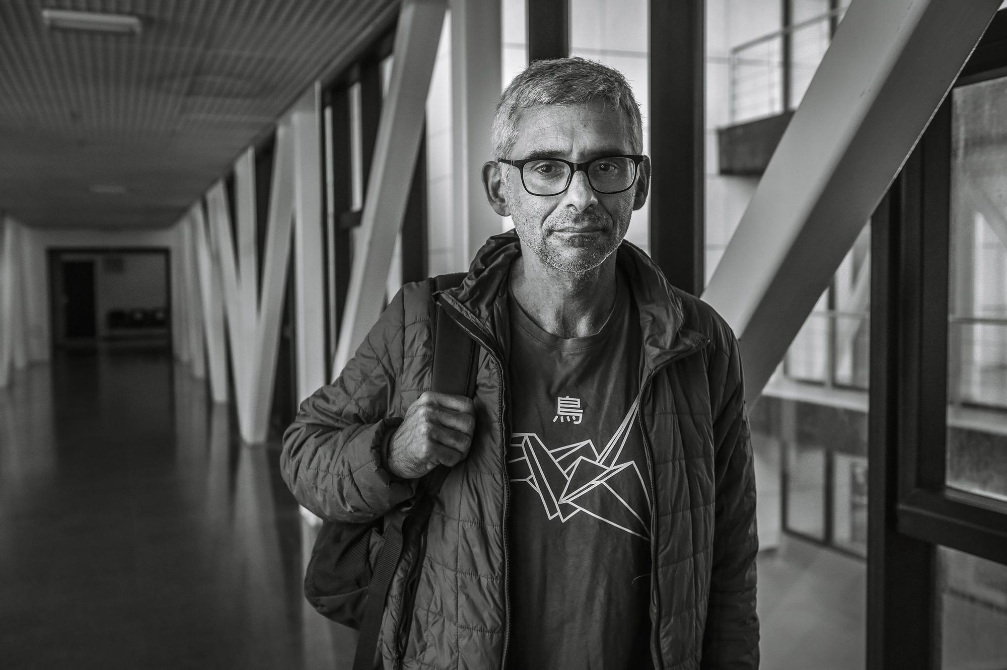 Luciano Santana, médico intensivista