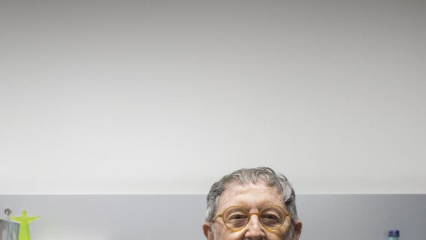 """Juan Genovés: """"La juventud tiene la fuerza del arte naciente"""""""