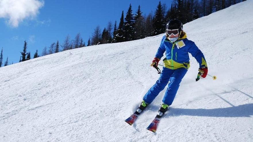 Coronavirus: Una esquiadora deixa 5.000 persones en quarantena