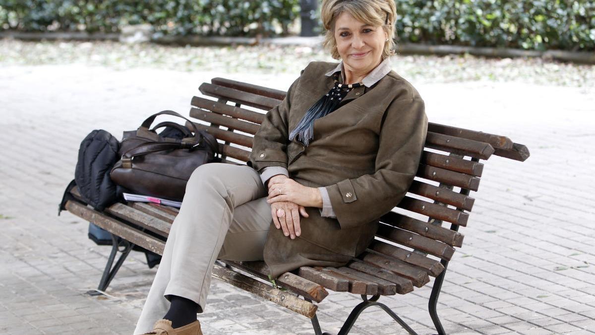 La escritora de Xàtiva Maruxa Duart.