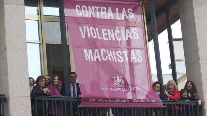 Córdoba cumple su tercer año sin consenso institucional el 25N, día contra la violencia machista