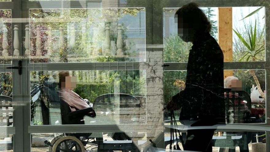 Un geriátrico de Alicante vuelve a cerrar sus puertas por un brote de covid-19