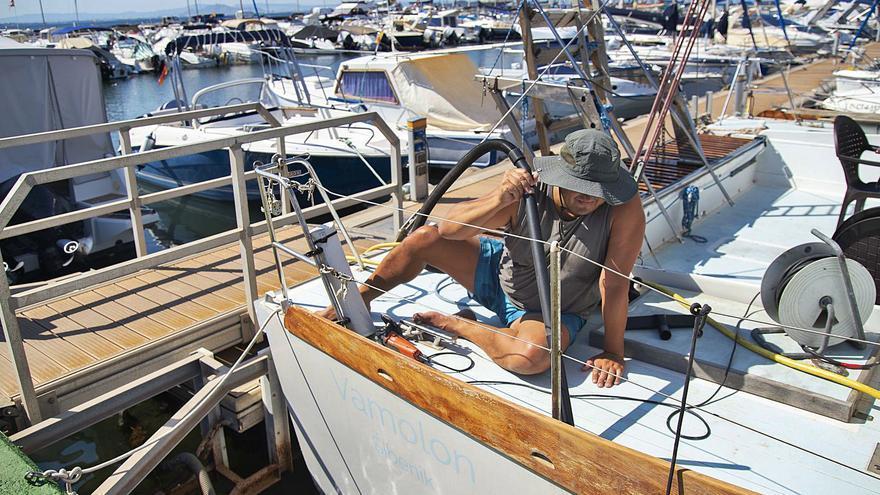 Ocho puertos deportivos siguen con su concesión caducada