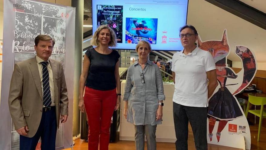 Encuentros, recitales y talleres para celebrar en Murcia el Día de las Bibliotecas