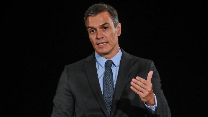 Sánchez urge a Johnson que cumpla el pacto del Brexit