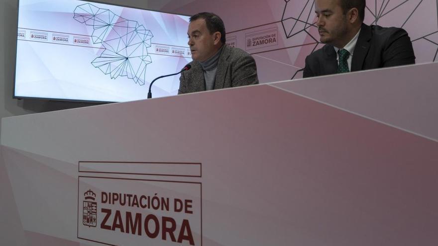 """Requejo subraya """"el compromiso de la Junta"""" con la biorrefinería de Barcial del Barco"""