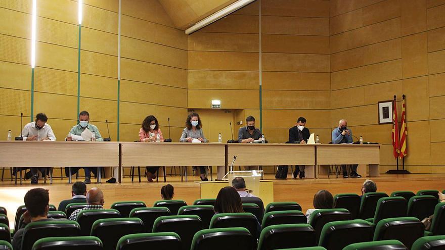 La comarca concederá en subvenciones 109.500 euros
