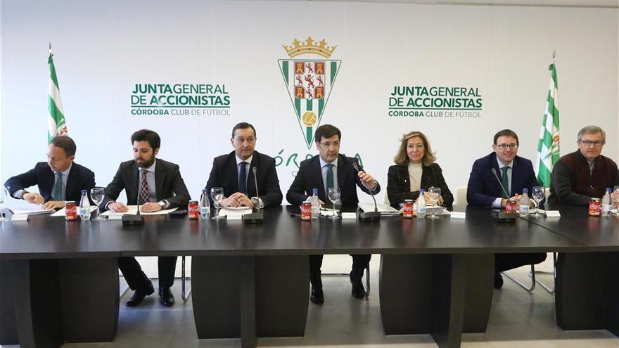 El consejo del Córdoba CF se reúne esta tarde