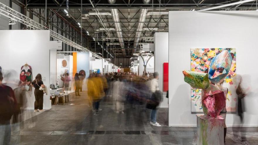 ARCO: otro año sin galerías malagueñas
