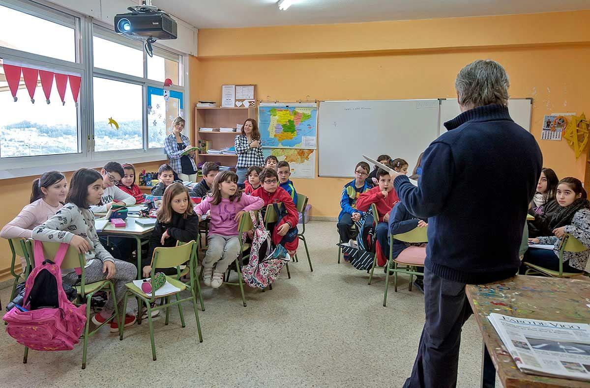 Visita Faro de Vigo, curso 2015-16