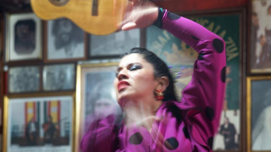 Maria Papageorgiu gana el concurso de fotografía del V Festival Flamenco Mediterráneo de Alicante