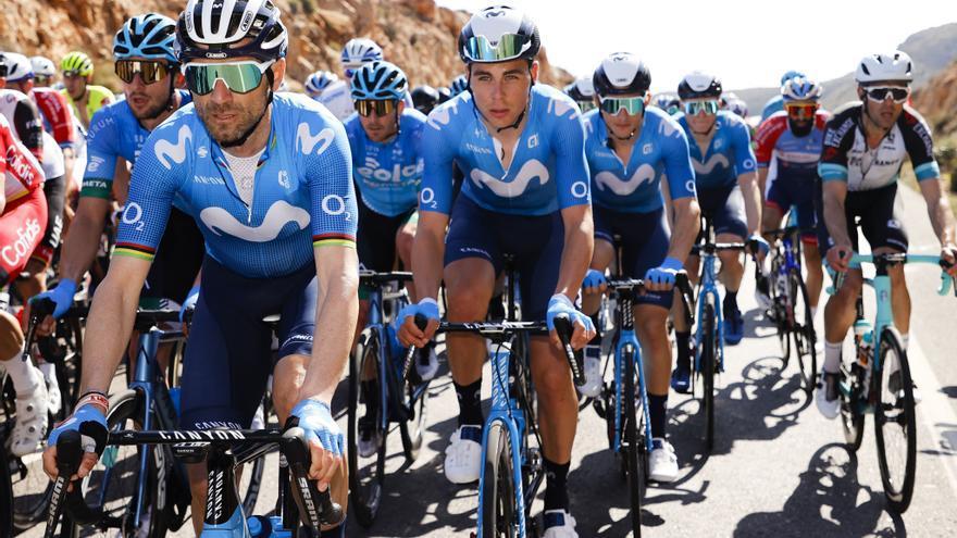 Alejandro Valverde vuelve al Tour de los Emiratos Árates