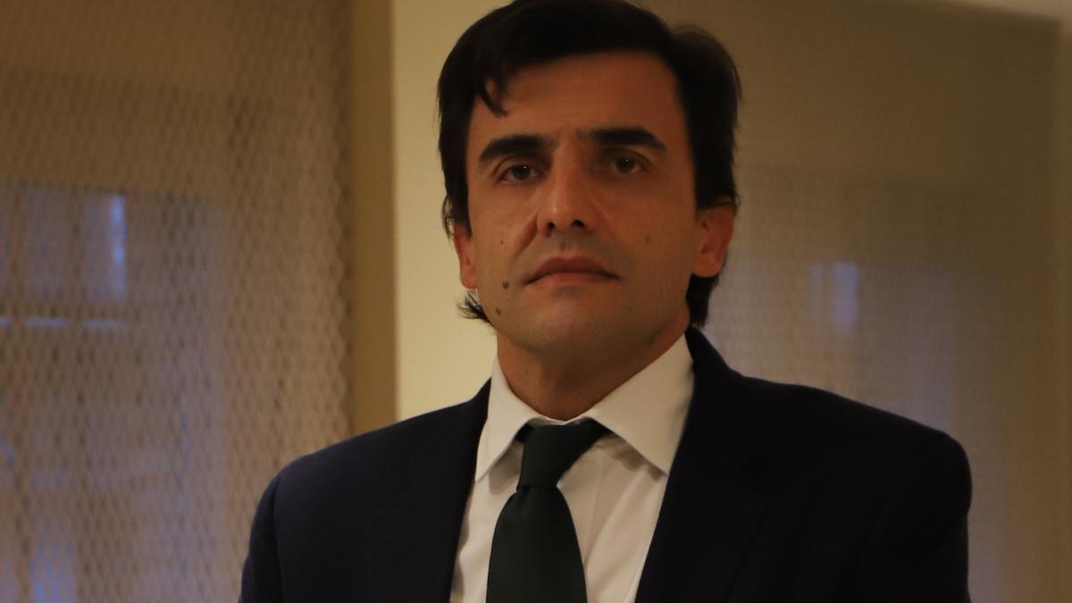 Félix Serrano, presidente de Aehcor.