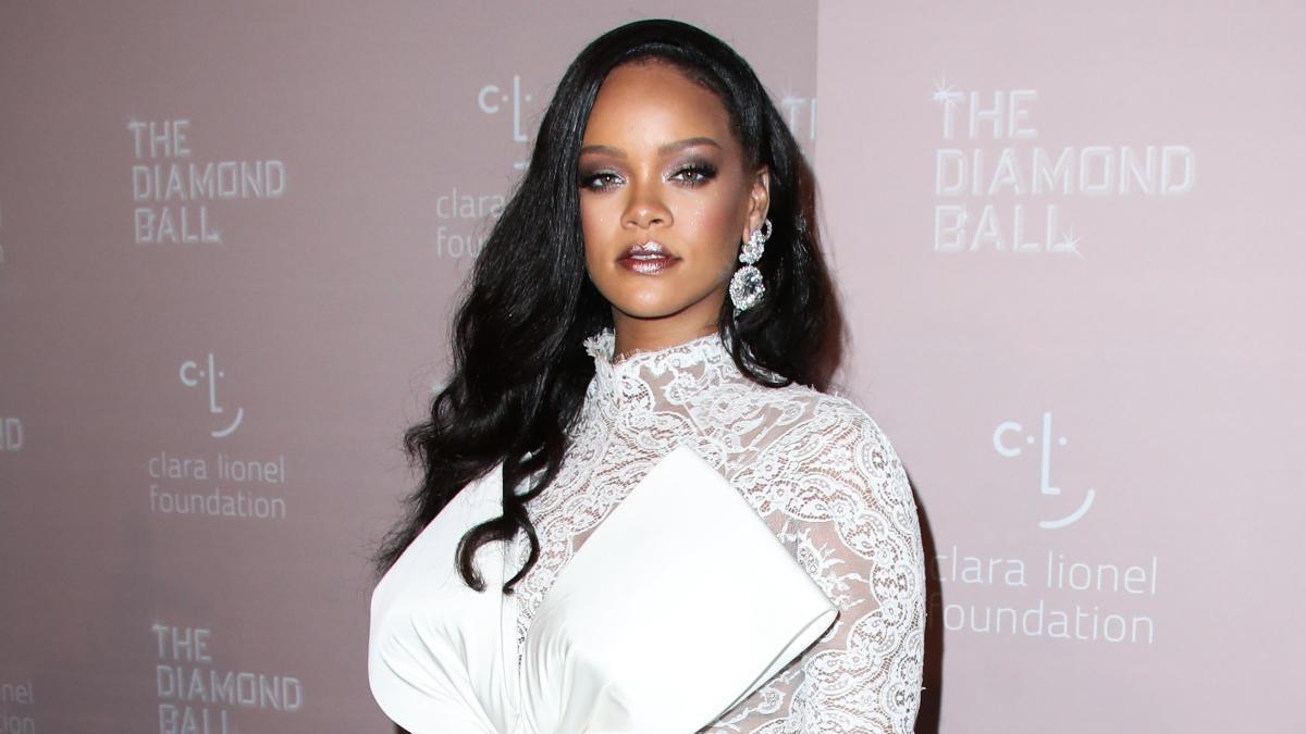 Rihanna, en una imagen de archivo.